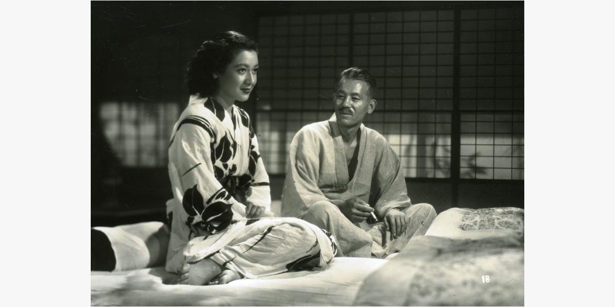 『晩春』(1950、小津安二郎)