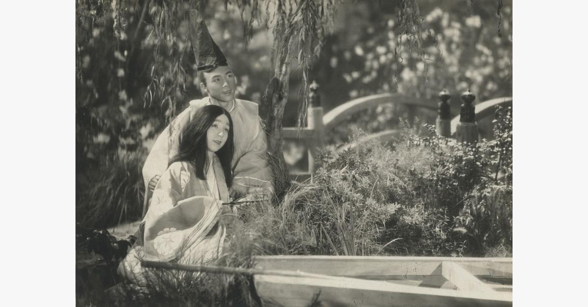 『かぐや姫』(1935年、J.O.スタヂオ、田中喜次監督、円谷英二撮影)